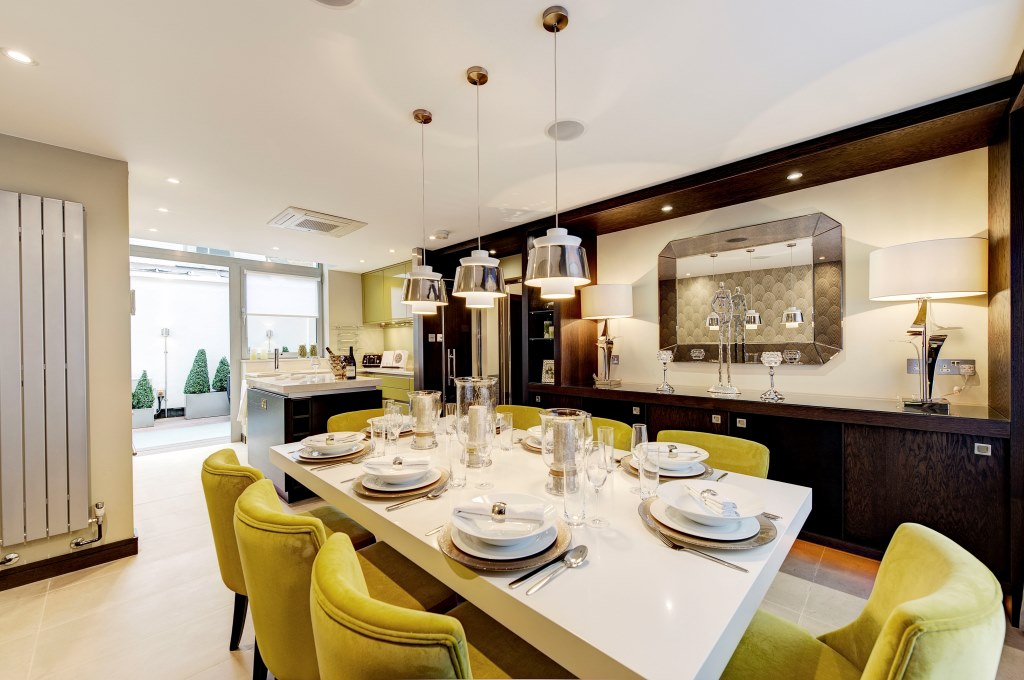 Five Dining Room Decor Ideas To Modernise A Victorian Property